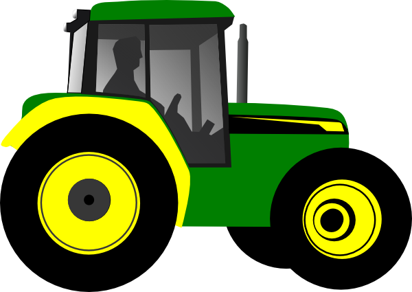 Tractor 20clipart clipart panda free clipart images for Tractor art projects