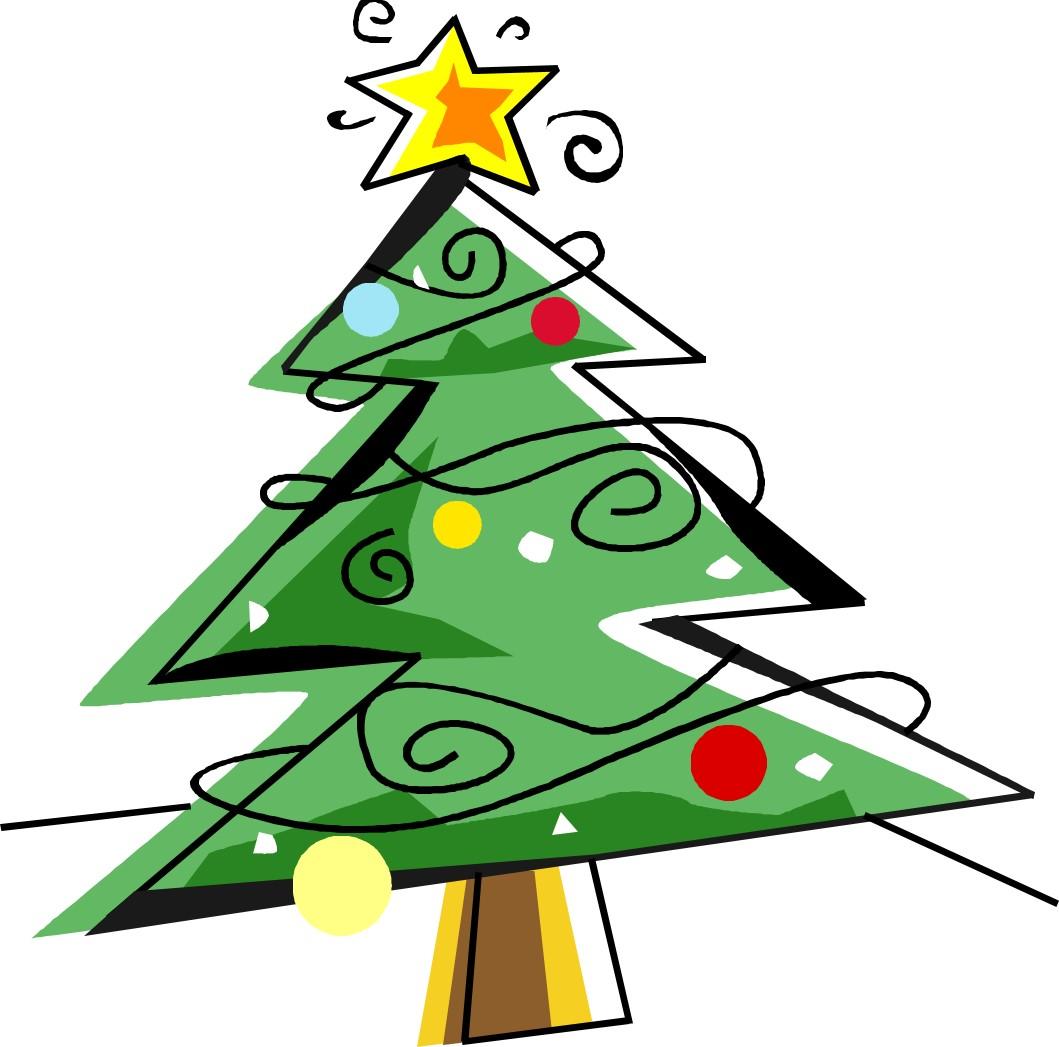 Free Clipart Christmas Cake