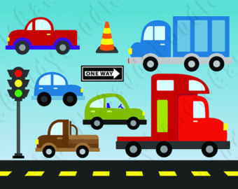 Traffic Clipart - Synkee