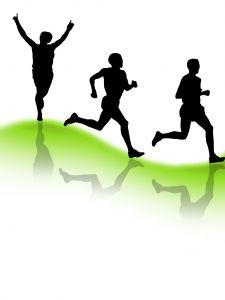 runners clip art green clipart panda free clipart images rh clipartpanda com clip art of running shoes clip art of running heron in tennis shoes