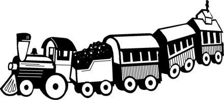 Clip Art Train Clipart Black And White train clip art black and white clipart panda free images