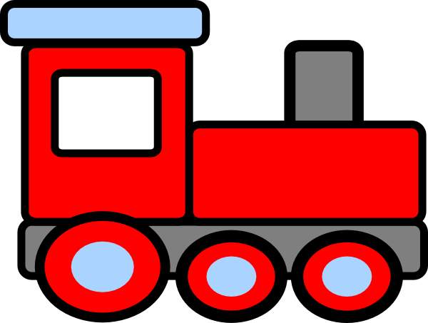 Toy Train Graphics : Train clip art free for kids clipart panda