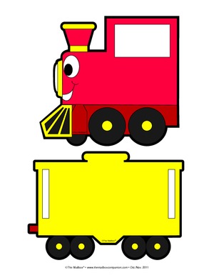 train engine and caboose clipart clipart panda free clipart images rh clipartpanda com red caboose clipart caboose clip art free