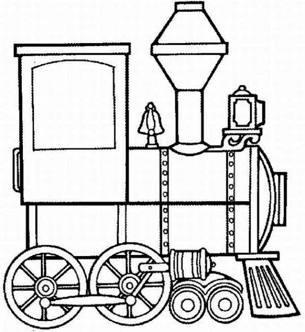 train engine coloring pages - photo#10