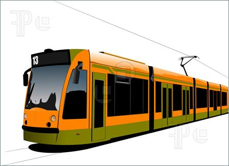 Tram Clipart Clipart Panda Free Clipart Images