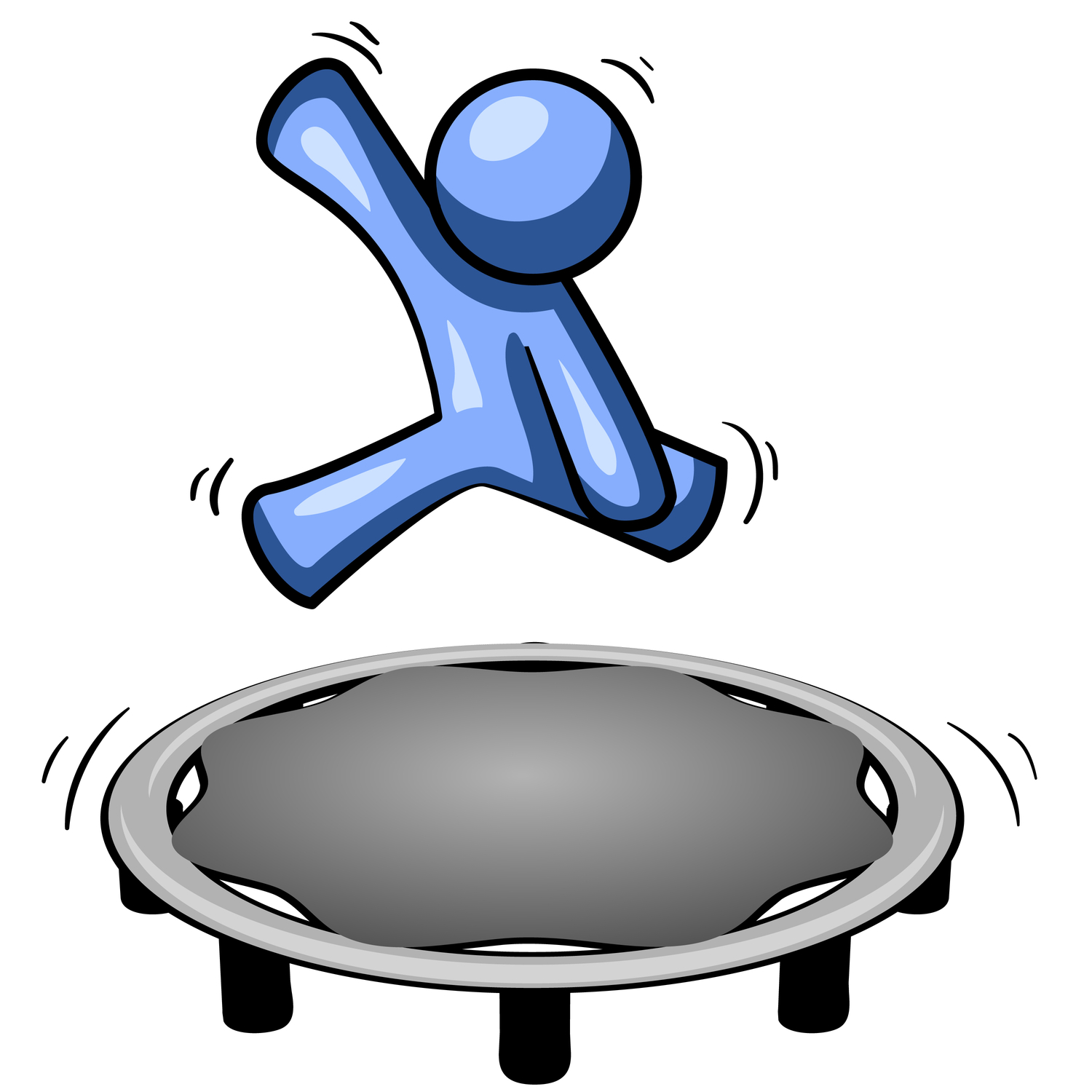 Image result for trampoline clipart
