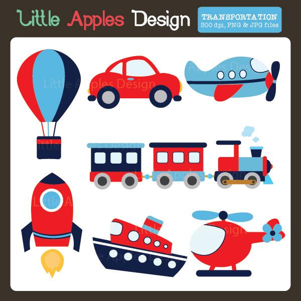 transportation clip art for kids clipart panda free