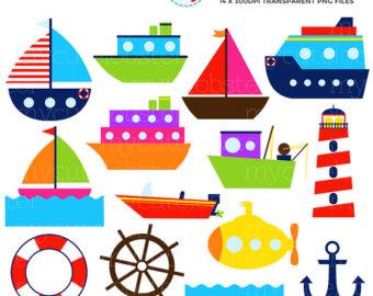 Boat Bingo Game For Kids