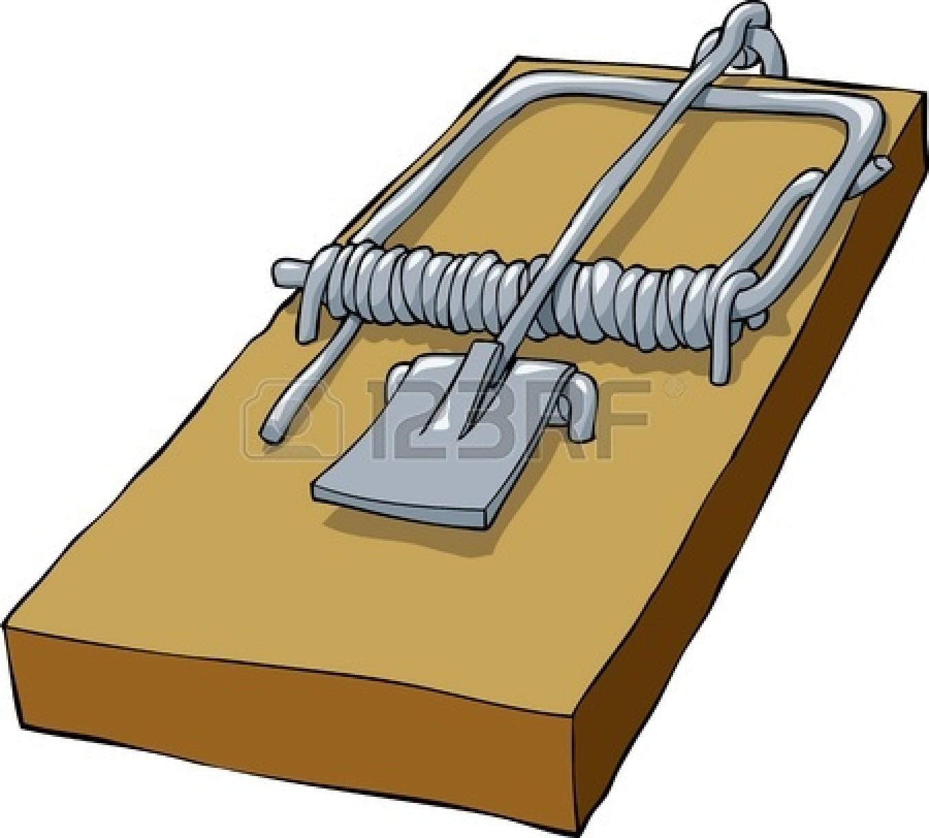 mousetrap clip art - photo #1