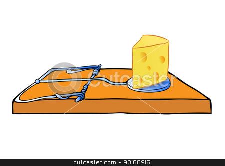 Catch a Mouse Clip Art