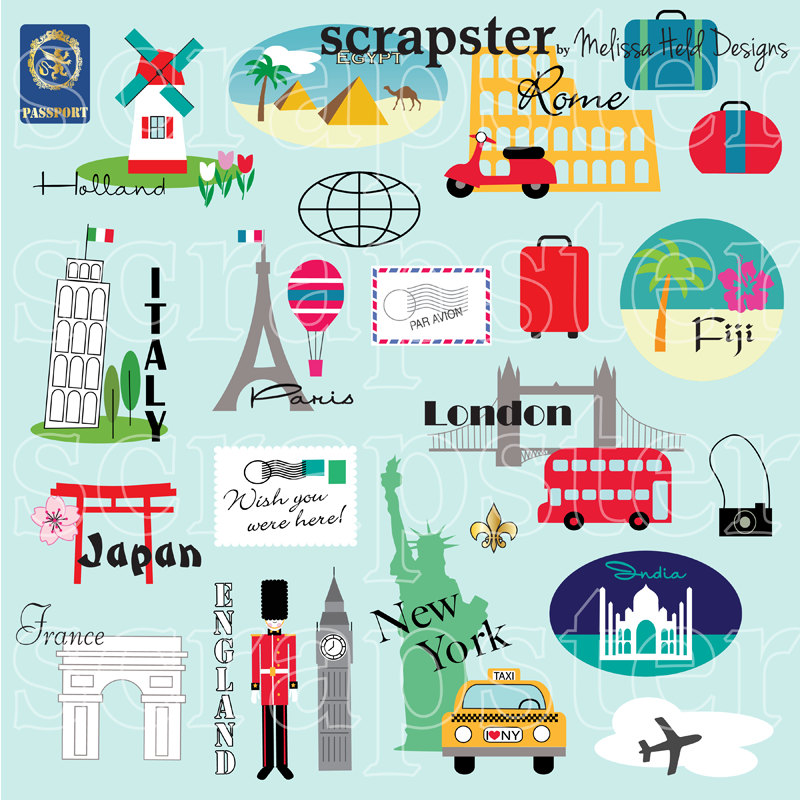 clipart travel traveler places clip cliparts around traveller library projects advertisement