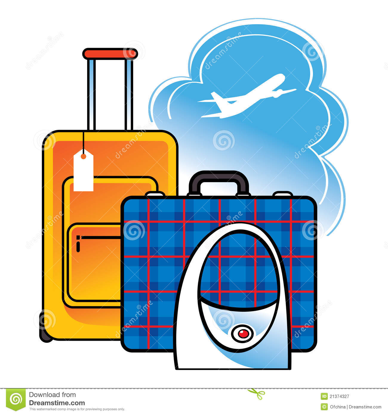 Trip And Fall Clipart Travel clipart