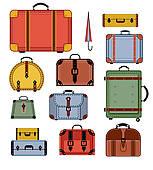 Clipart Suitcase - Cliparts.co