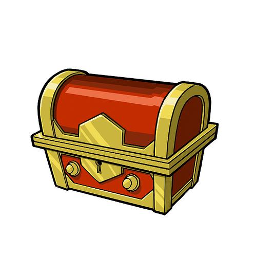 treasure chest clip art. chest20clipart. closed chest. pirate ...