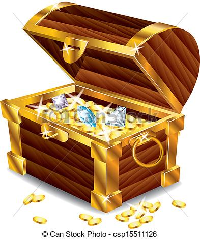 with treasures clip art | Clipart Panda - Free Clipart Images  Treasurer