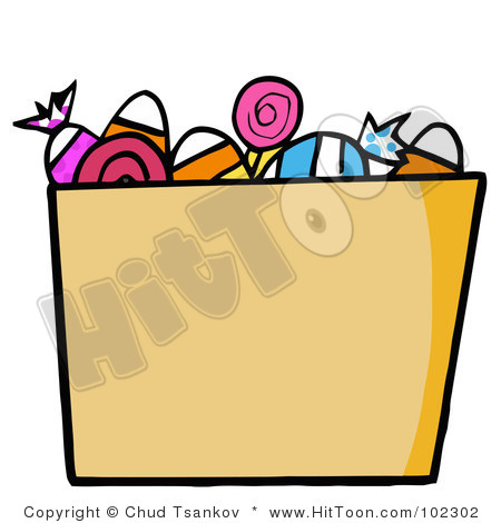 trunk or treat candy clipart clipart panda free clipart images rh clipartpanda com trick or treat pictures clip art trick or treat clip art free