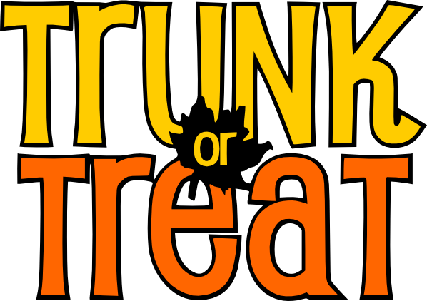 Trunk or Treat event. | Clipart Panda - Free Clipart Images
