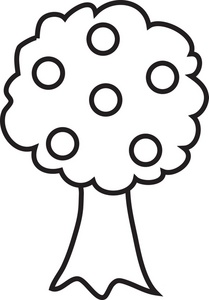 Tree Clip Art Black And White Free | Clipart Panda - Free ...
