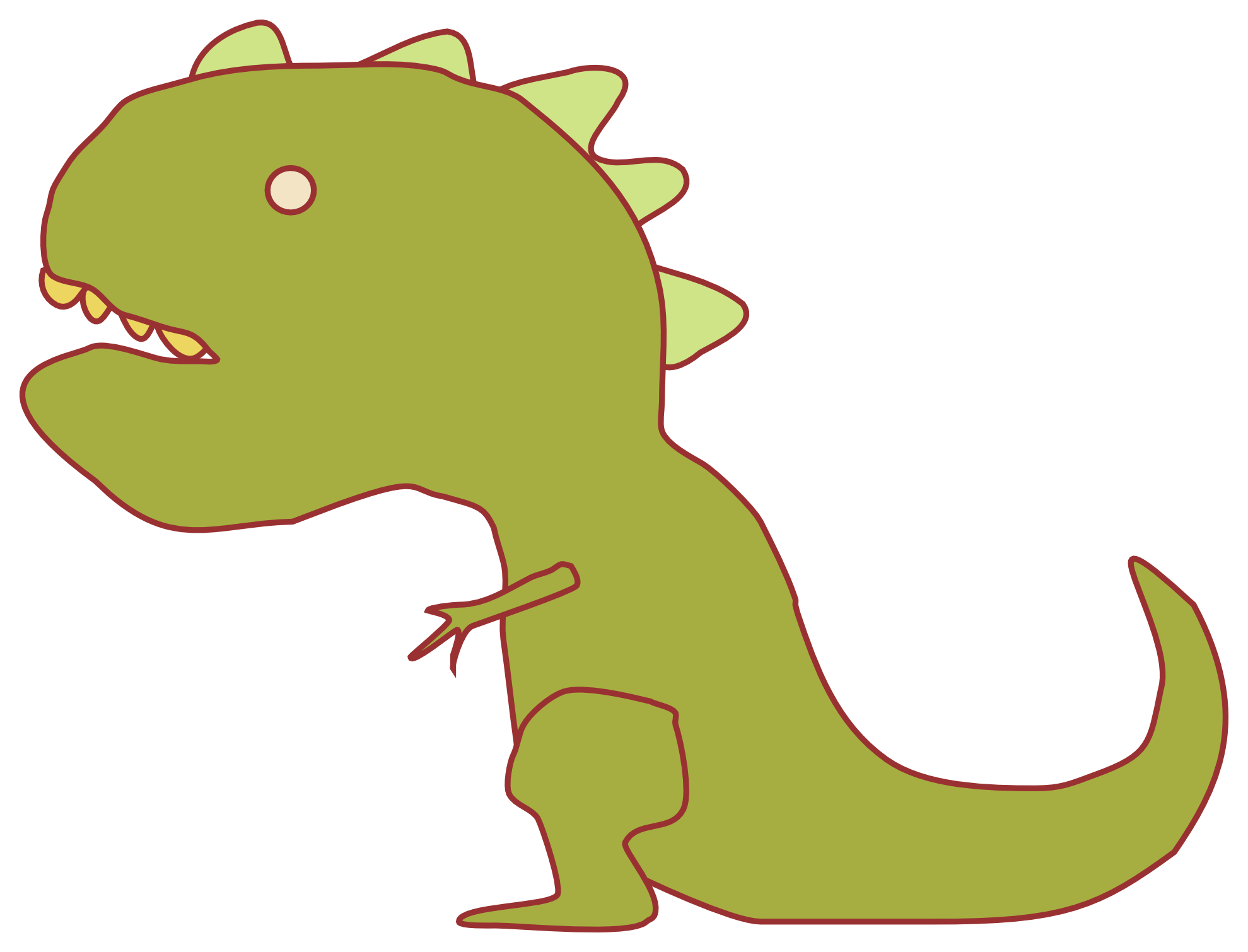 trex%20clipart%20black%20and%20white