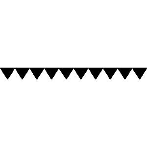 Triangle Flag Banner Clipart Clipart Panda Free