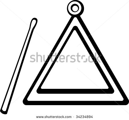 Triangle Instrument Clipart | Clipart Panda - Free Clipart ...