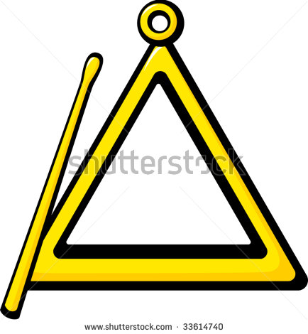 triangle musical instrument | Clipart Panda - Free Clipart ...