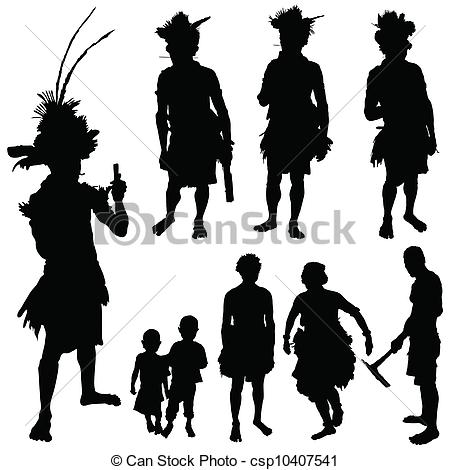 Tribal Clip Art Free | Clipart Panda - Free Clipart Images