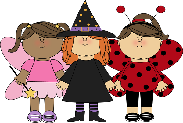 Image Result For Halloween Kids Clipart HD