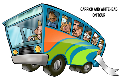 Cartoon Tour Bus Images