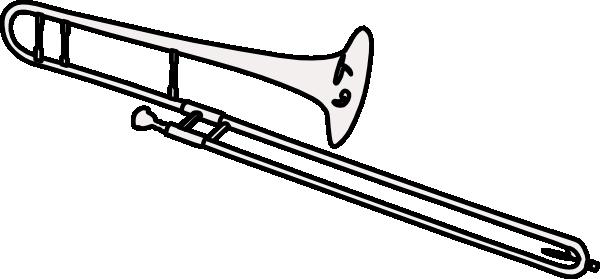 trombone 20clipart clipart panda free clipart images rh clipartpanda com clipart trombone de bureau Black and White Trombone Clip Art