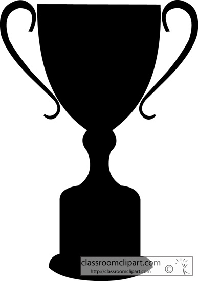 Trophy Clipart Black And White | Clipart Panda - Free ...