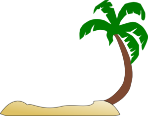 Tropical Beach Clipart | Clipart Panda - Free Clipart Images