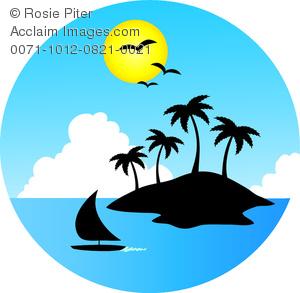 Clip Art Island Clip Art tropical island clipart panda free images