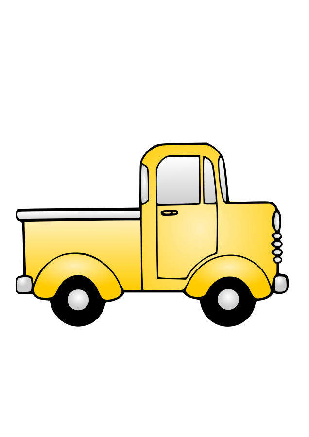 clipart truck - photo #21