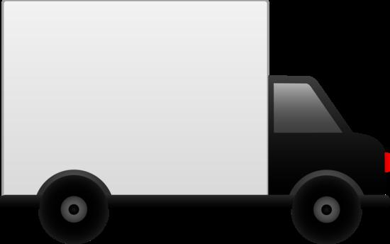 Clip Art Delivery Truck Clipart delivery truck clipart panda free images