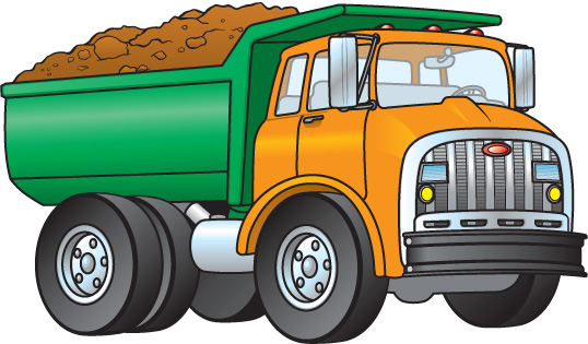 truck clipart clipart panda free clipart images Trash Garbage Truck garbage truck clip art outline