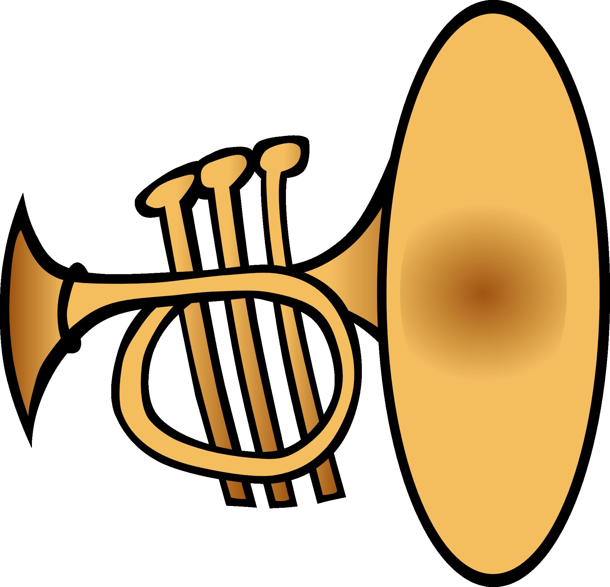 Trumpet 20clipart | Clipart Panda - Free Clipart Images