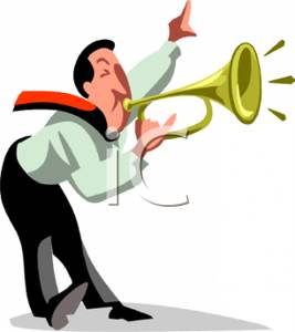 Trumpeter Clipart | Clipart Panda - Free Clipart Images