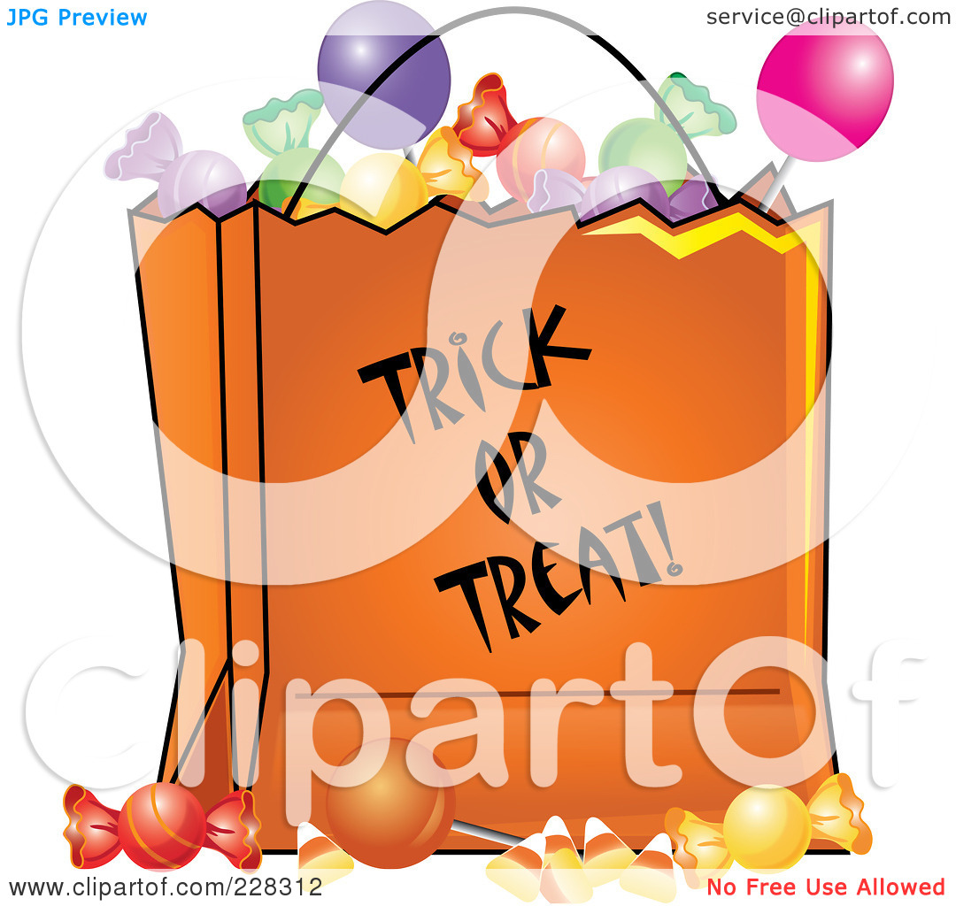 free clip art candy bag - photo #30
