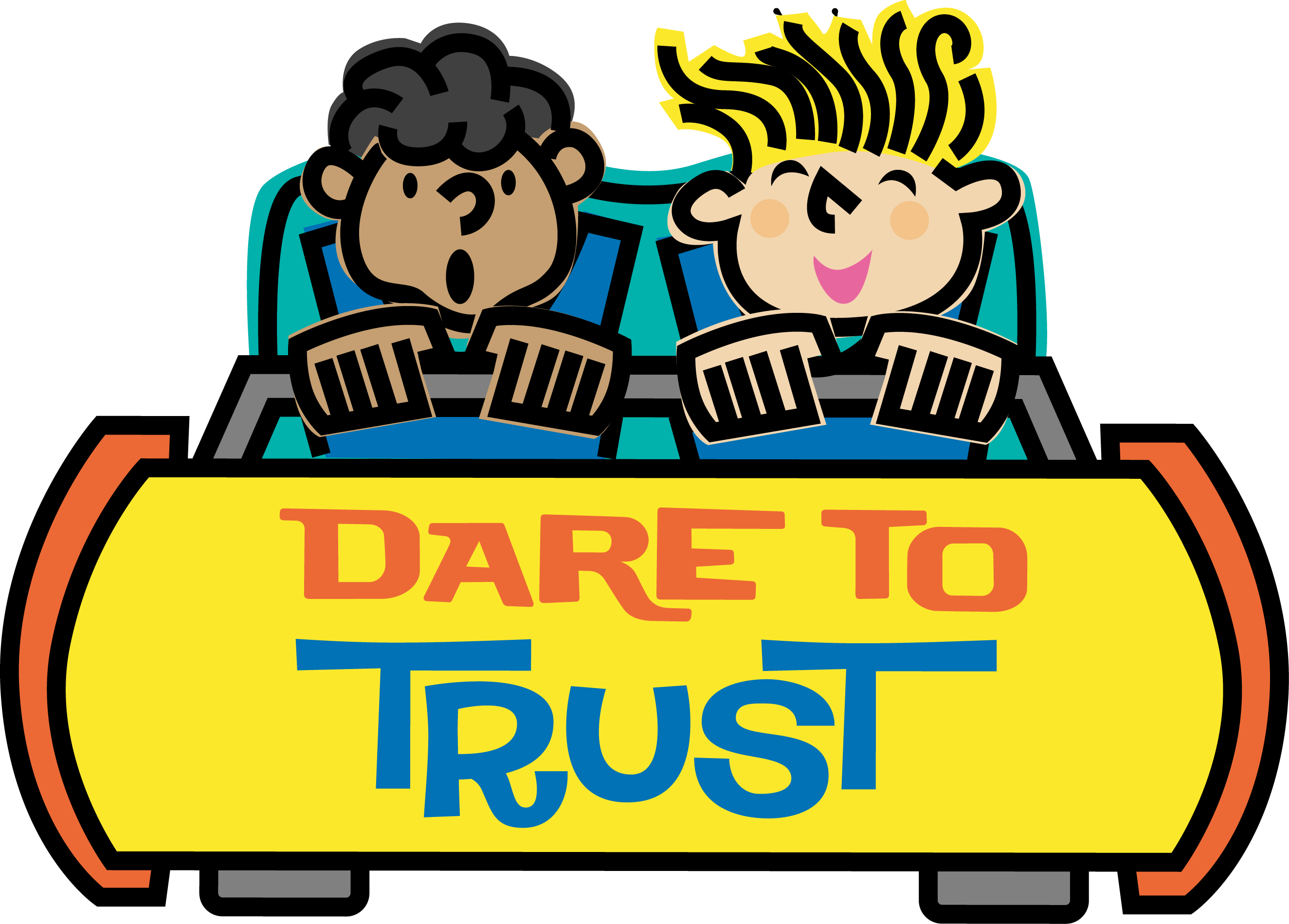 Dare to Trust | Clipart Panda - Free Clipart Images