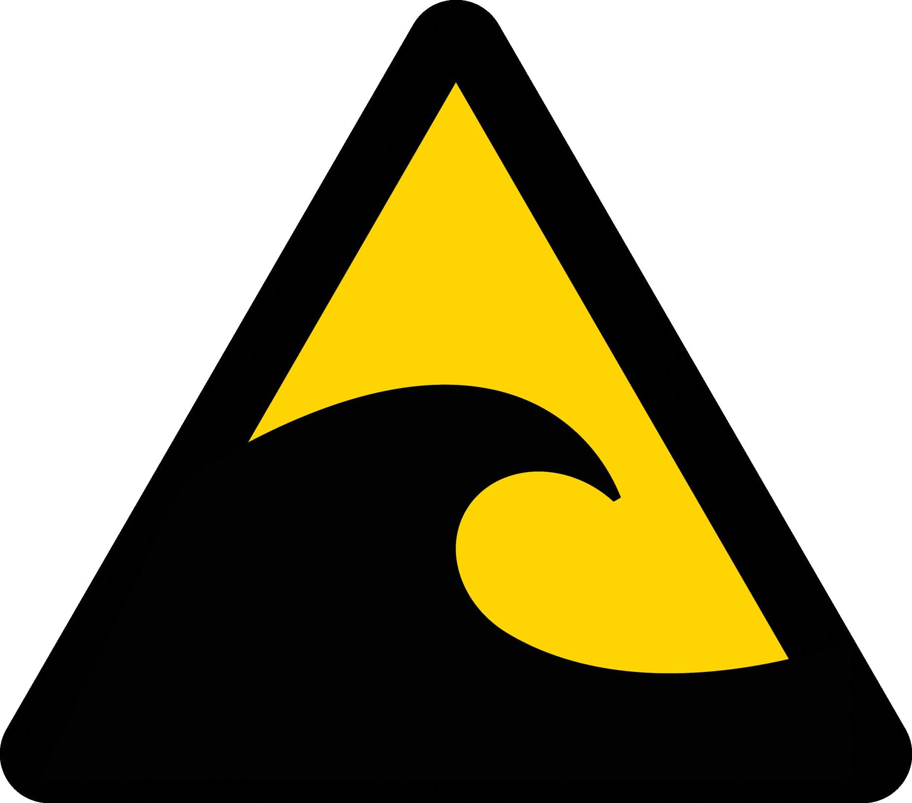 tsunami hazard sign clipart clipart panda free clipart warning clip art free images warning clip art free