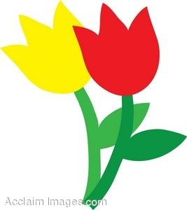 Tulip Clip Art Border   Clipart Panda - Free Clipart Images Tulips Clip Art Border
