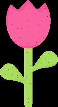 spring polka dot tulip clip clipart panda free clipart images rh clipartpanda com free clip art tulip flowers free clipart tulip bouquet