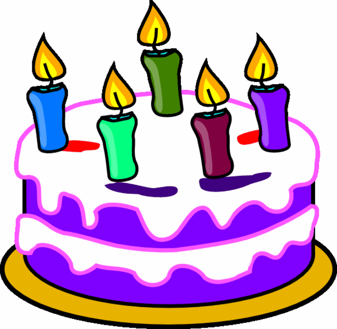 Birthday Cake Free Clip Art Images