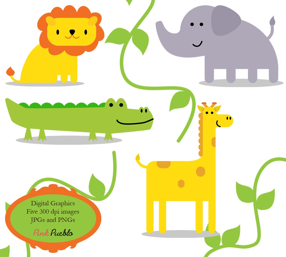 tundra-clipart-forest-animals-clipart-forest-animals-clipart-hd ...