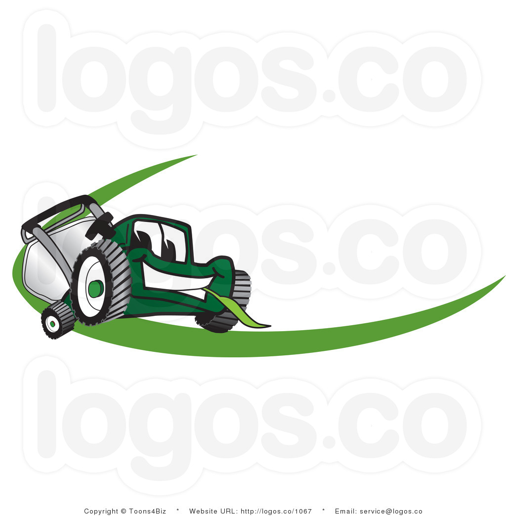 Lawn mower logo design the image kid for Garden maintenance logo