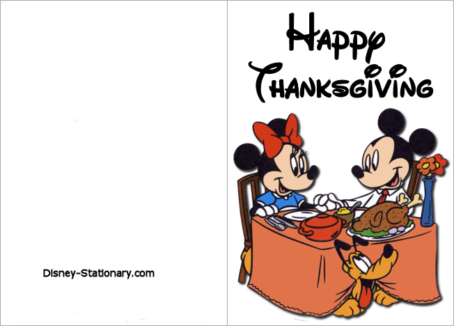 Disney Thanksgiving Clipart | Clipart Panda - Free Clipart Images