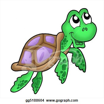Cute Turtle Clipart | Clipart Panda - Free Clipart Images