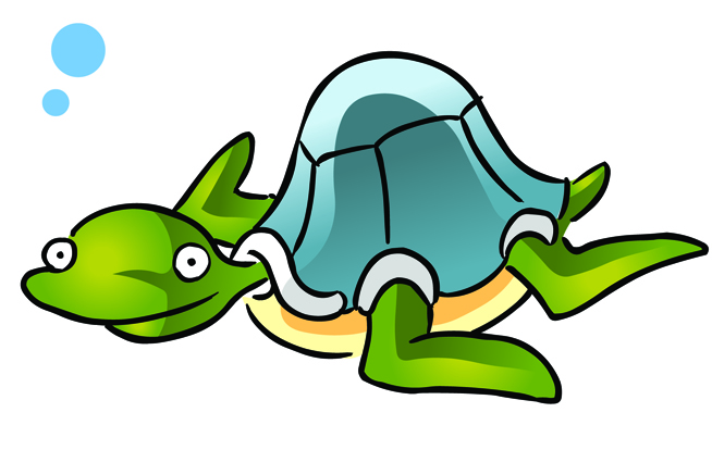 Turtles Clip Art