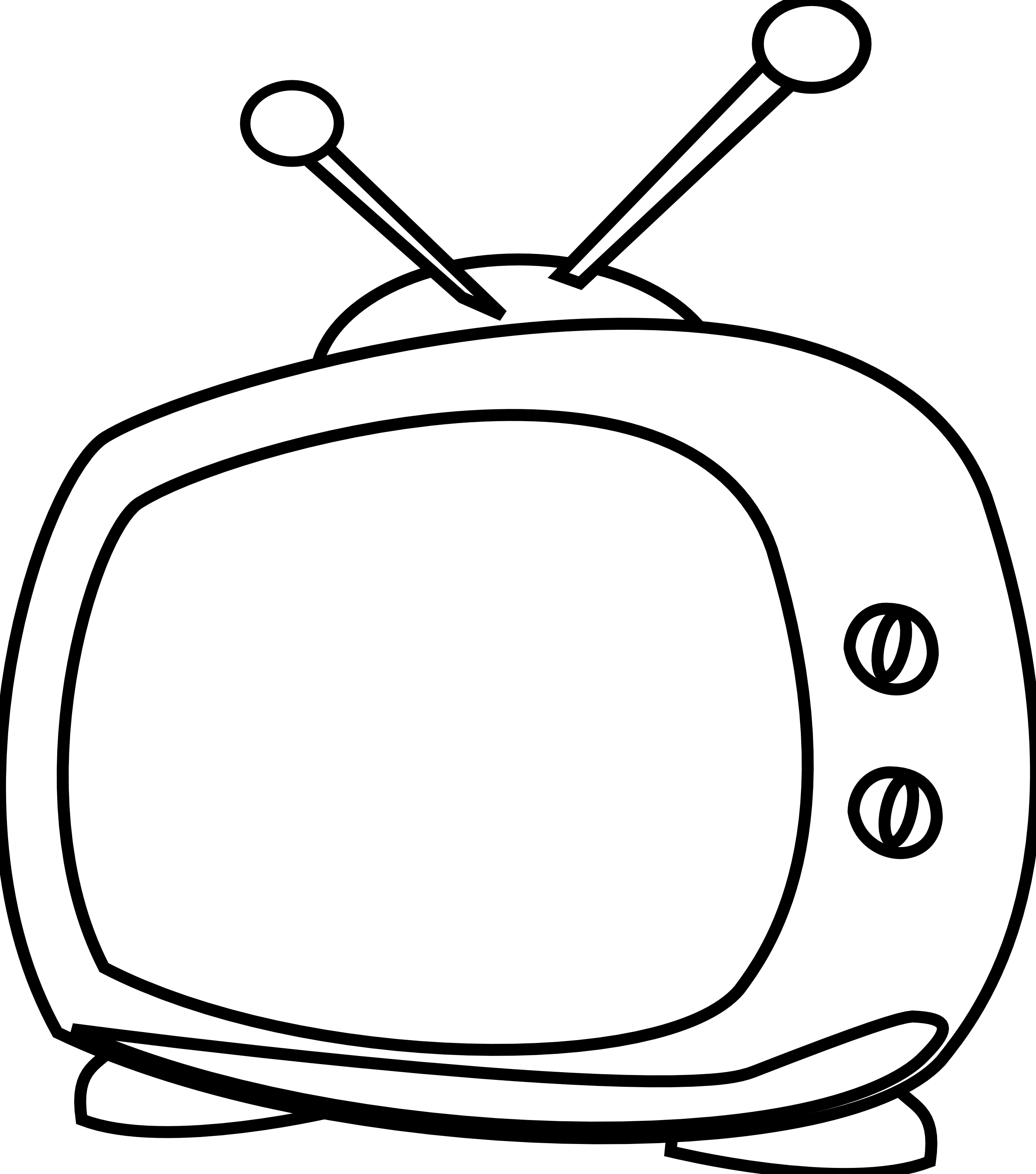 tv clipart. tv%20clipart%20black%20and%20white tv clipart
